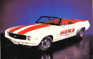 The 1969 Pace Car